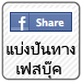 แบ่งปันคอร์ด Santeria - Sublime ทางเฟสบุ๊ค